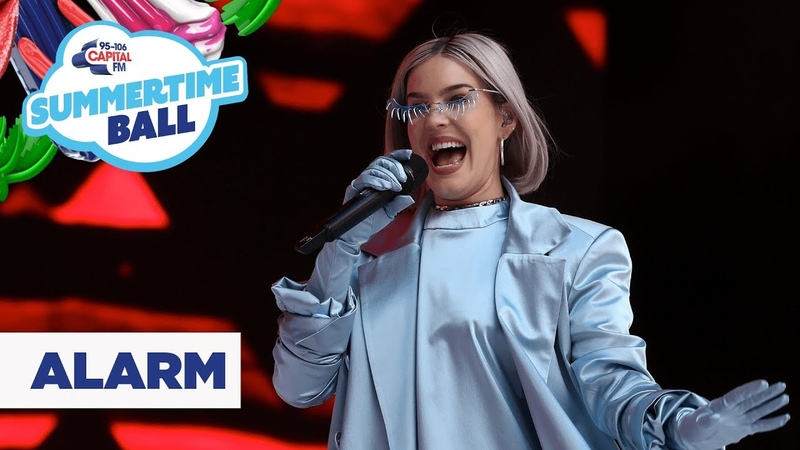 Anne Marie – 'Alarm' | Live at Capital's Summertime Ball 2019
