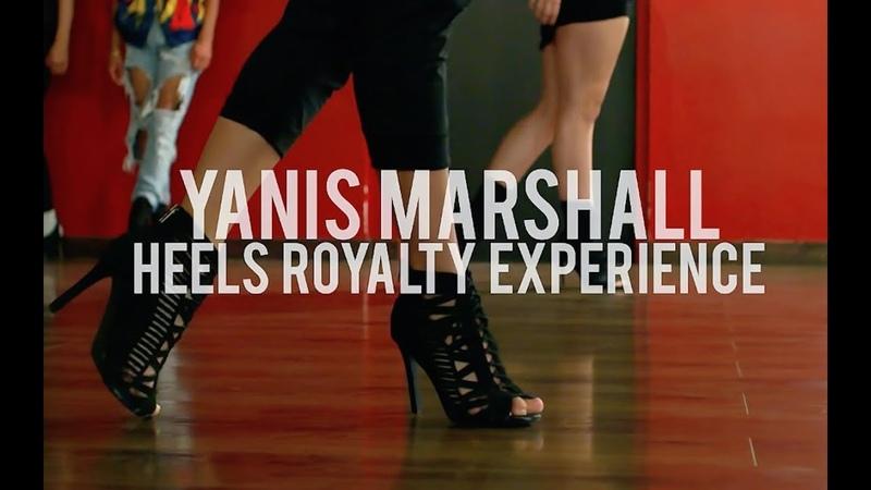 YANIS MARSHALL HEELS INTENSIVE. YOURE MINE OSCAR AND THE WOLF. MILLENNIUM DANCE COMPLEX LA