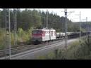 Электровоз ВЛ10-693 с грузовым