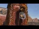 Отрывок из мультфильма Мадагаскар Подъём Мелман Мелман Мелман
