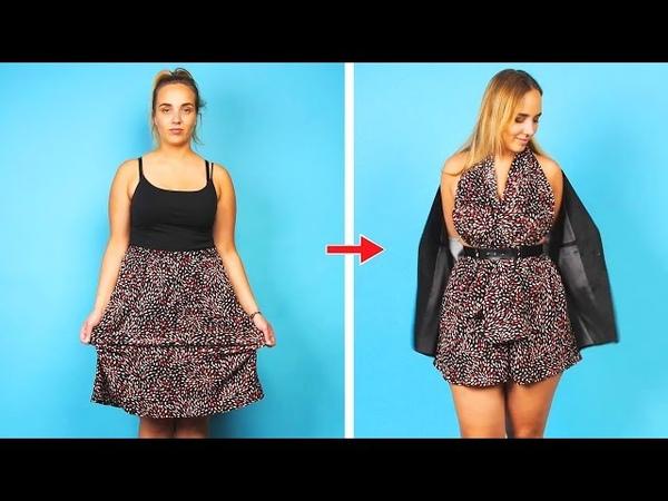 Fashion Hacks are in My Blood 23 DIY Clothes Ideas by Crafty Panda