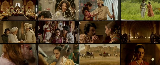 Manikarnika The Queen Of Jhansi Torrent
