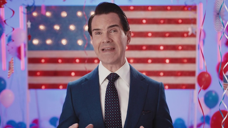 MLB London Series Jimmy Carr explains baseball traditions to the UK