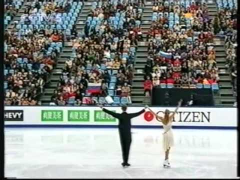Навка Костомаров 2002 Worlds CD2