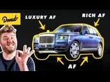 От бампера до бампер. Rolls Royce Cullinan. Самый дорогой кроссовер в мире. И вот почему. [BMIRussian]