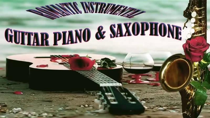 O melhor do saxofone Canções de amor instrumentais relaxantes e suaves