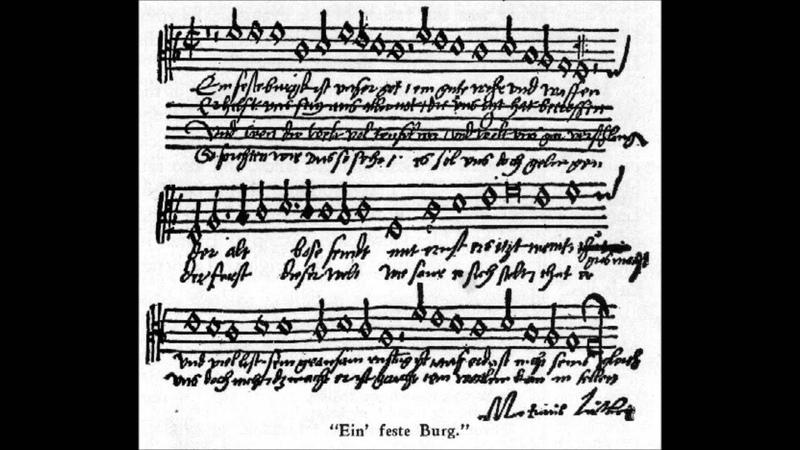 Otto Nicolai Ecclesiastical Festival Ouverture on Ein feste Burg ist unser Gott Op 31