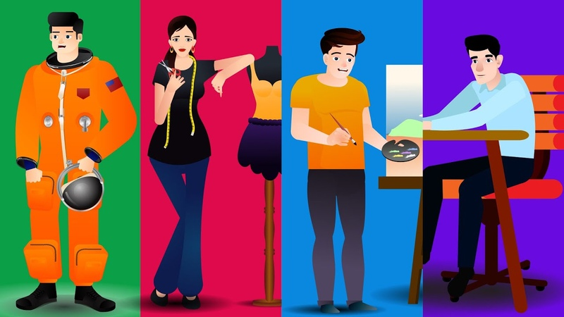 Adobe illustrator tutorial: How to create character designs/ character illustrations(Art tutor)