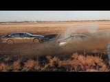 УТОПИЛИ новые LEXUS LS и AUDI A8 на off-road!!