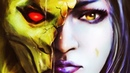 Miracle- Medusa New Hero To Spam for MMR, 4 Games = Perfect Score, No Single Death, 28-0-30 Dota 2