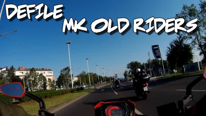 Group ride, Zagreb, Croatia