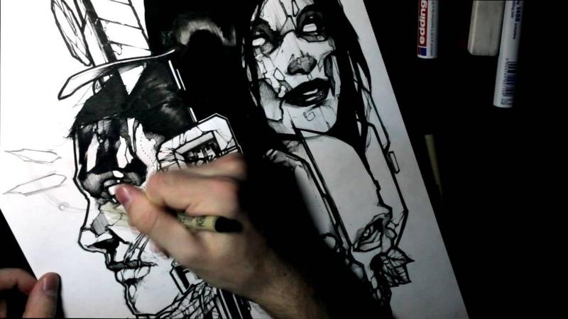 Sketch Process Q2