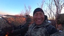 Охота на утку турпан в Якутии Duck hunting of Yakutia Russia