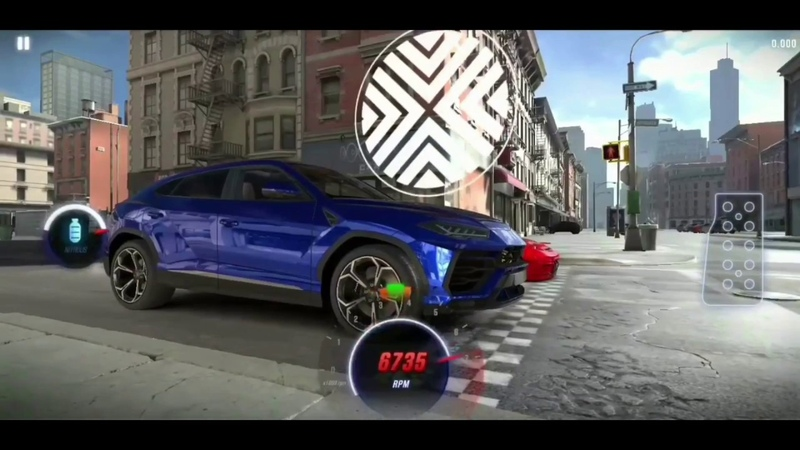 【CSR2】Urus, shift tune for 11.597 (Special thanks TA⑨嶌)
