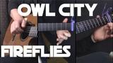 Fireflies - Fingerstyle Guitar