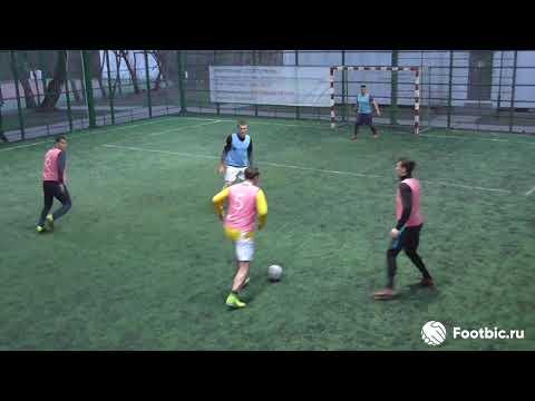 FOOTBIC.RU. Видеообзор 23.04.2019 (Метро Сокольники). Любительский футбол