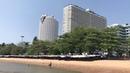 Отлив на пляже Джомтьен