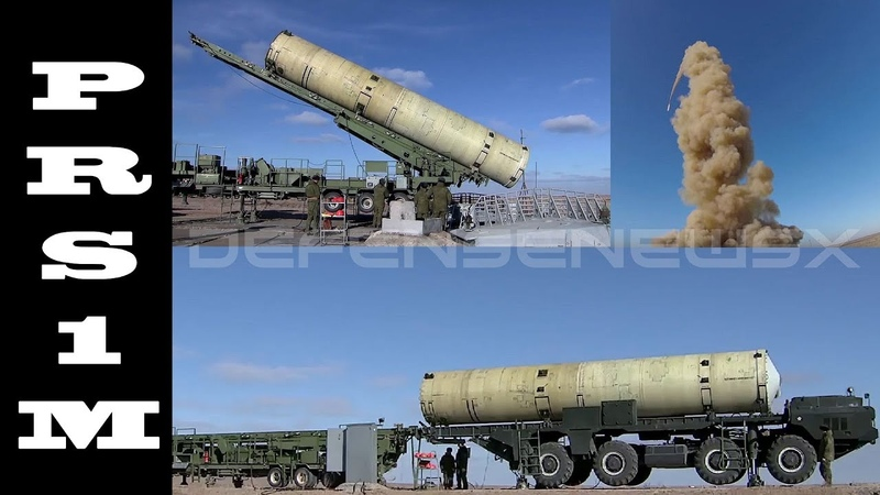 Russia Successfully Tested Anti Ballistic PRS-1M Interceptor Missile [1080p]
