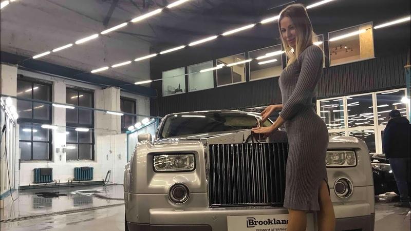 Роллс Ройс для нищеброда Старый Rolls Royce Phantom