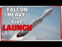 SpaceX Falcon Heavy Launch Replay : 2nd Falcon Heavy launch landing - Arabsat