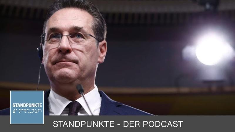STANDPUNKTE • Warum deutsche Politiker nichts zu Strache kommentieren dürfen