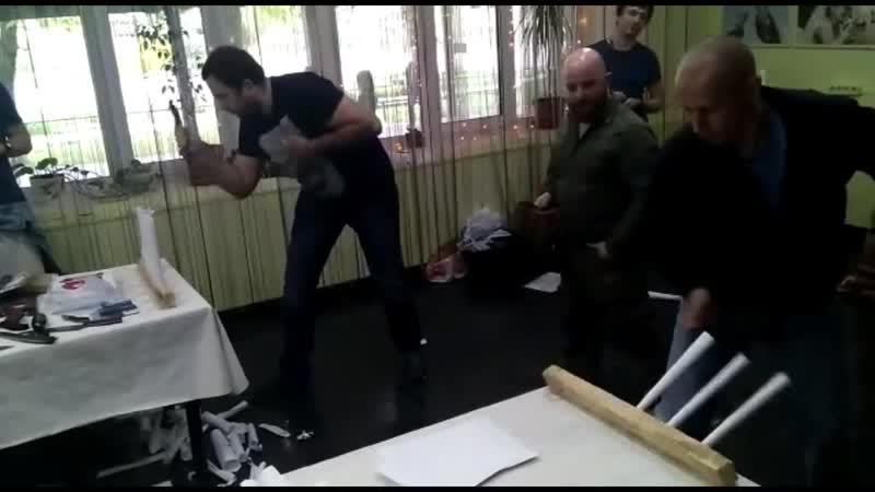 Виктор Агре и Kizlyar Supreme в Краснодарском ножевом клубе (KKC)Чемпионат по трубочкам