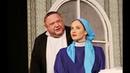 Мария Бересенева в спектакле Размороженный Театр Шалом