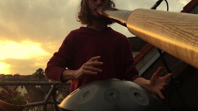 Handpan Didge | Alexander Mercks | Ancient's Whispers