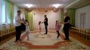 23 мая 2018 года репетиция танца на выпускной в детском саду