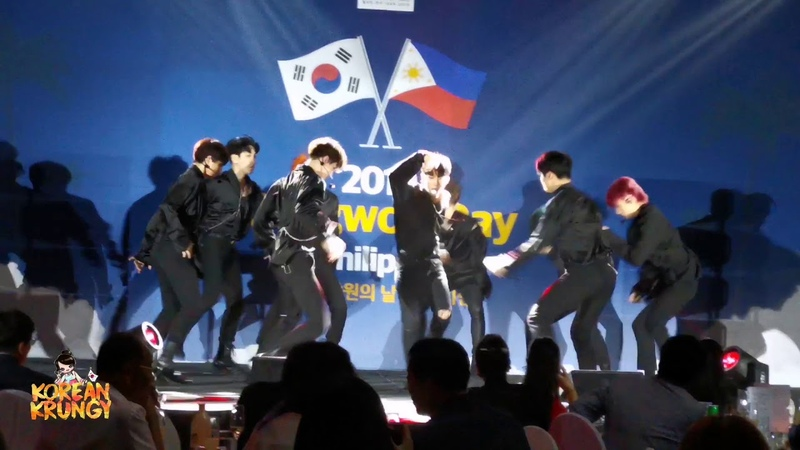 [20190809] NOIR 느와르 - AIRPLANE MODE | 2019 Gangwon Day in the Philippines