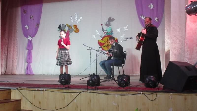 Номинация Учитель - ученик, конкурс Городищенские звёздочки 2019.