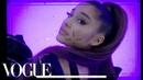 Ariana Grande's Vogue Cover Video Behind the Scenes | Vogue