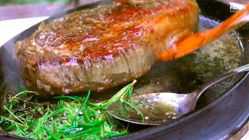The Perfect Steak Step by Step