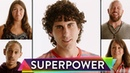 Ages 0-100 Answer: What is Your Superpower? topnotchenglish