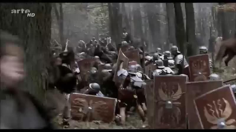 Arminius, die Geschichte eines Kriegsherren - Teil 2 - Teaser.mp4