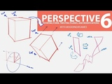 PERSPECTIVE 6 TILTING FORMS, TWISTING PLANES, ORGANICS