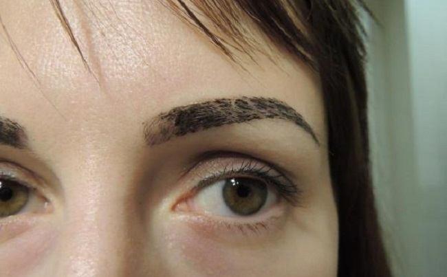 Перманентный макияж, татуаж бровей, напыление бровей и микроблейдинг: чем отличается, сколько держится, что лучше