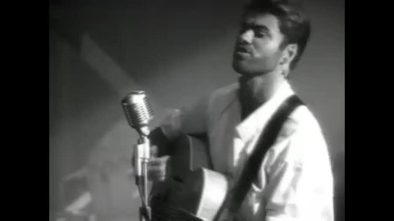 George Michael - Kissing a Fool (1988)