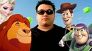 Disney Characters Sing All Star by Smash Mouth