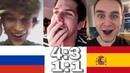 Реакция блогеров и знаменитостей на победу сборной России над Испанией в чемпионате мира 2018