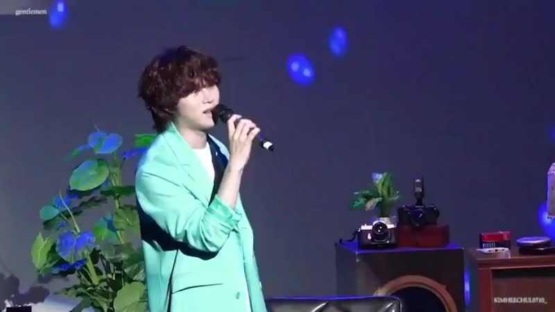 BLESS YOUR EARS. HEECHUL SINGING THORN!! KYUNGHOON MUST BE SO PROUD -.mp4