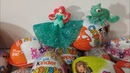 Dolls Princess Disney Movies Kinder Surprise Eggs Toys Ariel and Cinderella