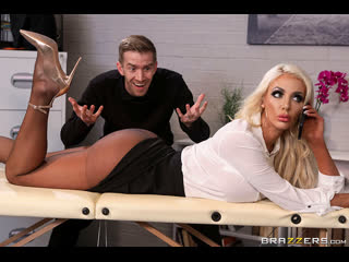 Brazzers massaged on the job nicolette shea & danny d dirty [ass fingering, doggystyle, deepthroat, riding, rimming, missionary