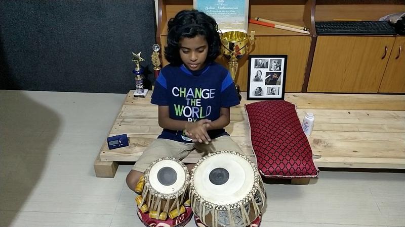 Pianist Lydian Nadhaswaram shares /Tabla khaida of Delhi Gharana /Lesson 1