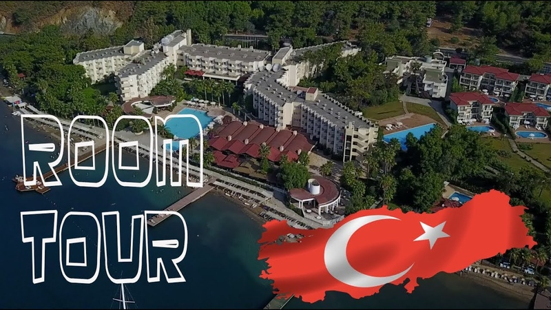 Руссо туристо, Все включено, Room tour Marmaris Resort / PGS HOTELS FORTEZZA BEACH RESORT 5*