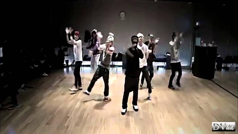 BigBang - Bad Boy (dance practice) DVhd