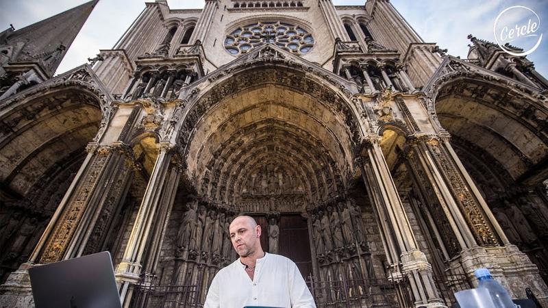 Henrik Schwarz @ Cathédrale de Chartres for Cercle