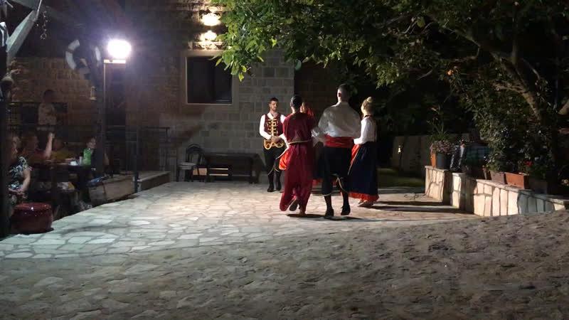 Черногорская свадьба (2)