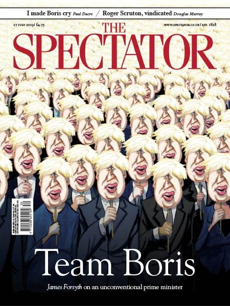 The Spectator - 27.07.2019