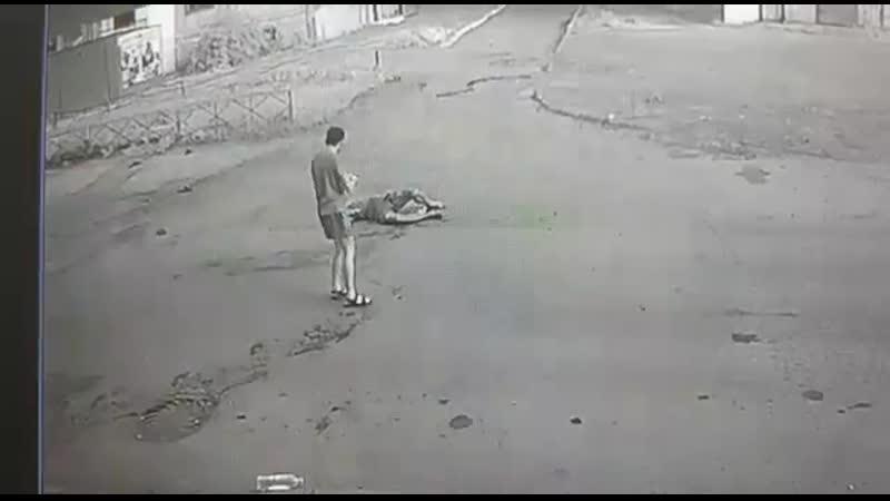 Убийство в Костанае